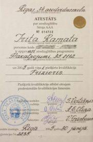 Sunufrizieris-sertifikats-aikora-2
